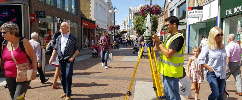 Monitoring Surveys Town Centre