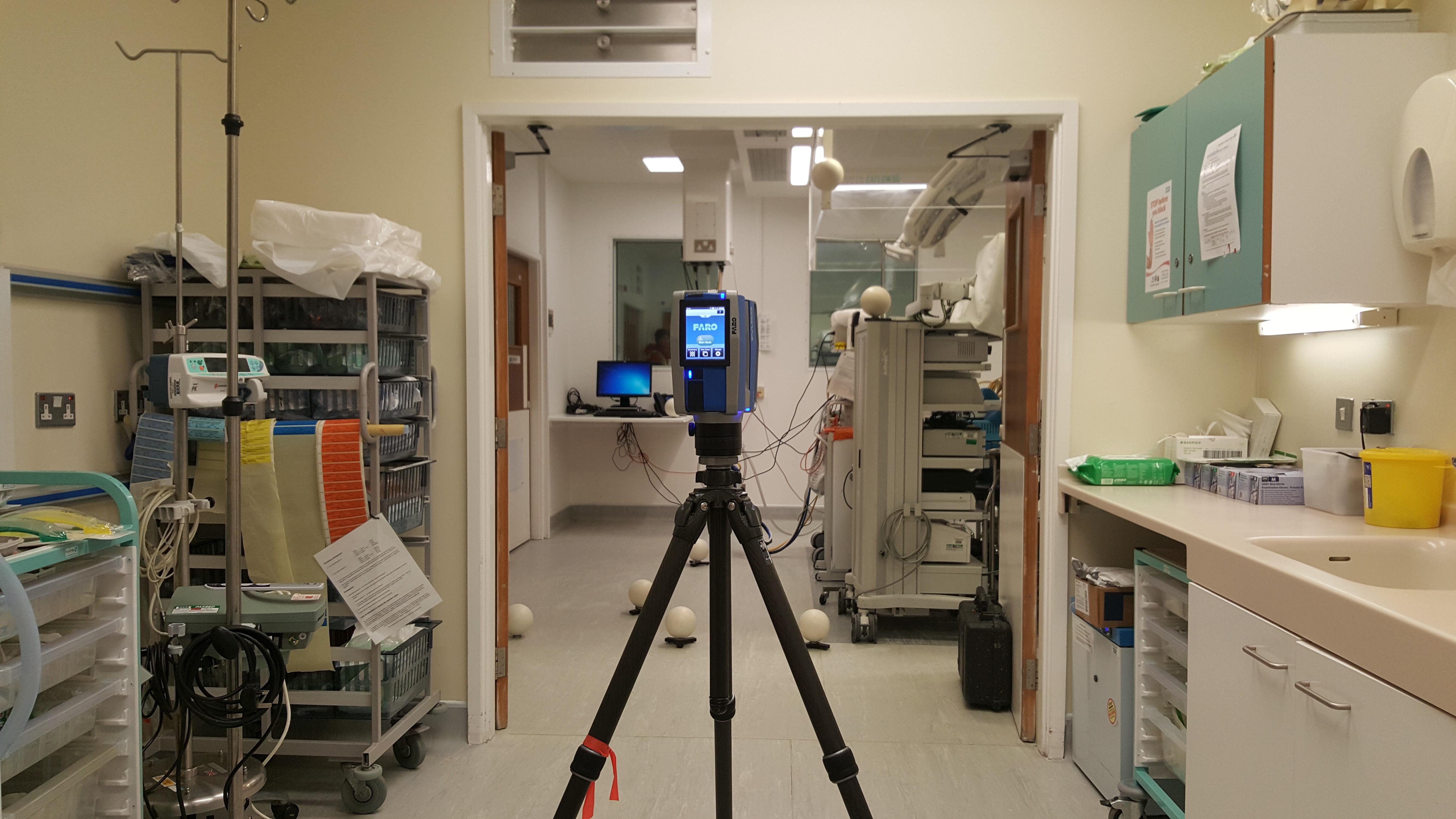 3D Laser Scanning | ASES
